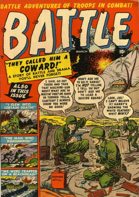 Battle 1 Cover Image