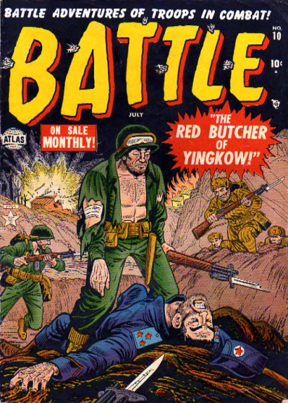 Battle 10 Cover Image