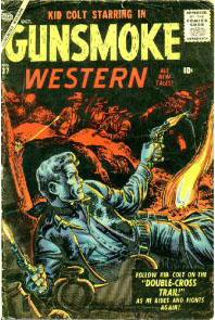 Gunsmoke Western 37 Cover Image