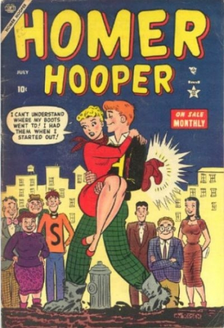 Homer Hooper 1 Cover Image