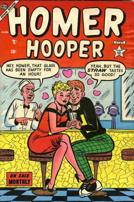 Homer Hooper 2 Cover Image