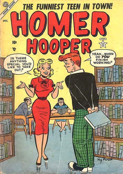 Homer Hooper 4 Cover Image