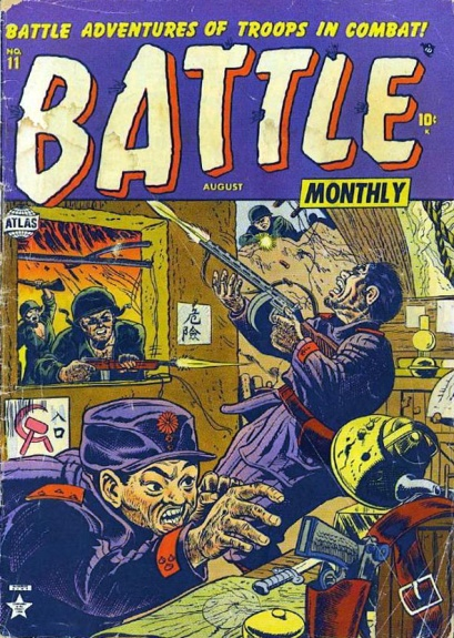 Battle 11 Cover Image