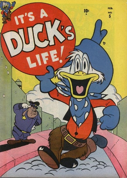It's a Duck's Life 5 Cover Image