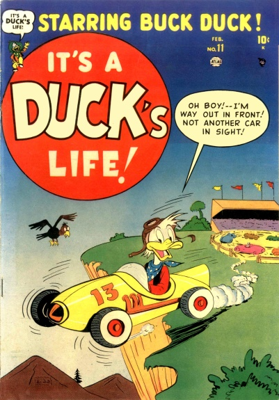 It's a Duck's Life 11 Cover Image