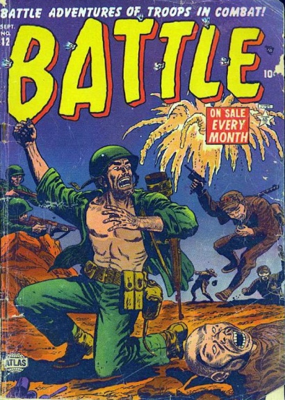 Battle 12 Cover Image