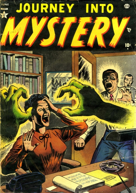 Journey Into Mystery 1 Cover Image