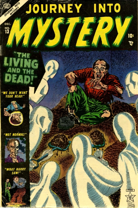 Journey Into Mystery 13 Cover Image