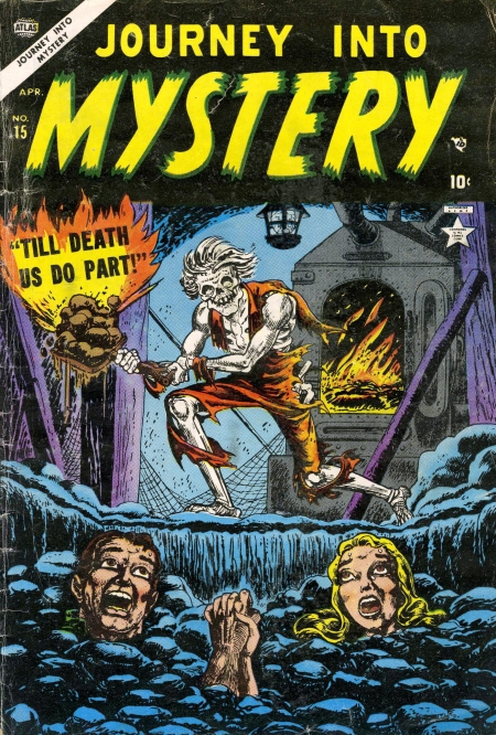 Journey Into Mystery 15 Cover Image