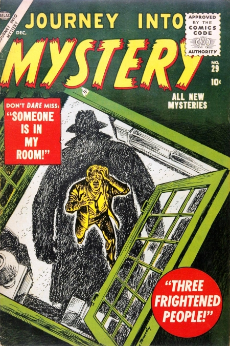 Journey Into Mystery 29 Cover Image