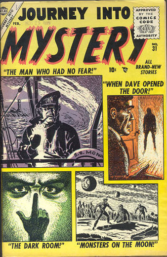 Journey Into Mystery 31 Cover Image