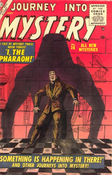 Journey Into Mystery 36 Cover Image