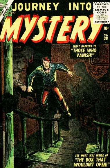 Journey Into Mystery 38 Cover Image