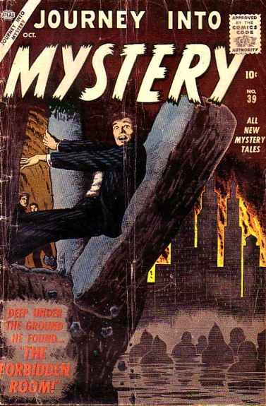 Journey Into Mystery 39 Cover Image
