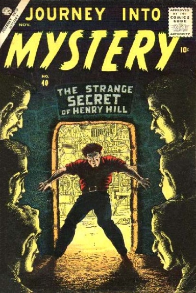 Journey Into Mystery 40 Cover Image