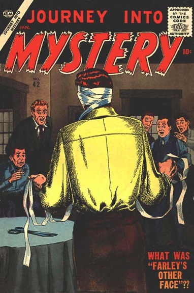 Journey Into Mystery 42 Cover Image