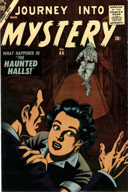 Journey Into Mystery 44 Cover Image