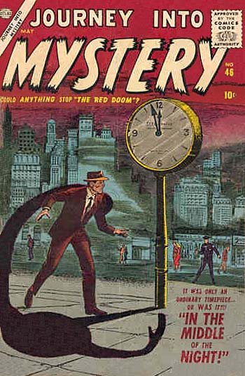 Journey Into Mystery 46 Cover Image