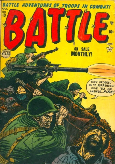 Battle 13 Cover Image