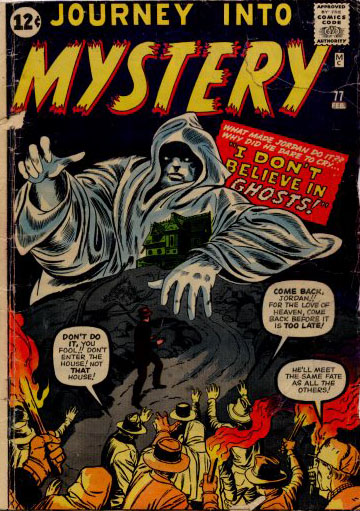 Journey Into Mystery 77 Cover Image