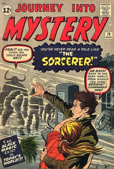 Journey Into Mystery 78 Cover Image
