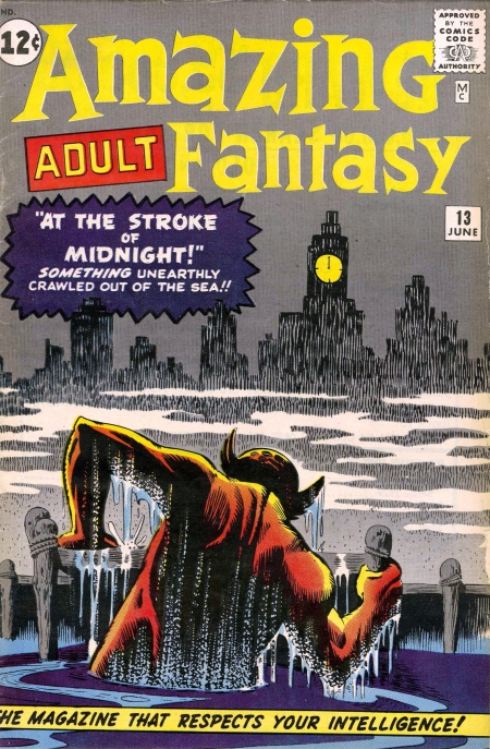 Amazing Adult Fantasy 13 Cover Image