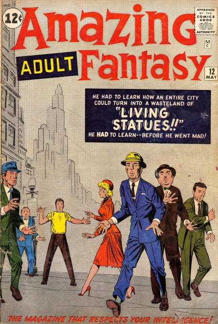 Amazing Adult Fantasy 12 Cover Image