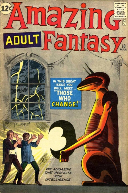 Amazing Adult Fantasy 10 Cover Image