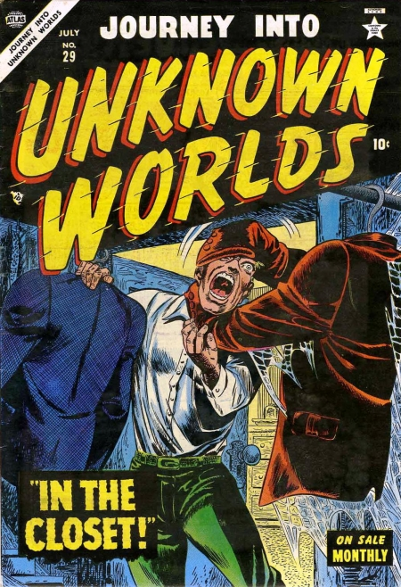Journey Into Unknown Worlds 29 Cover Image