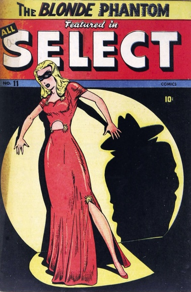 All-Select Comics 11 Cover Image