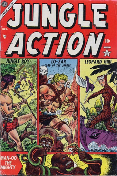 Jungle Action 2 Cover Image