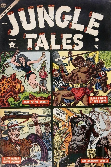 Jungle Tales 3 Cover Image