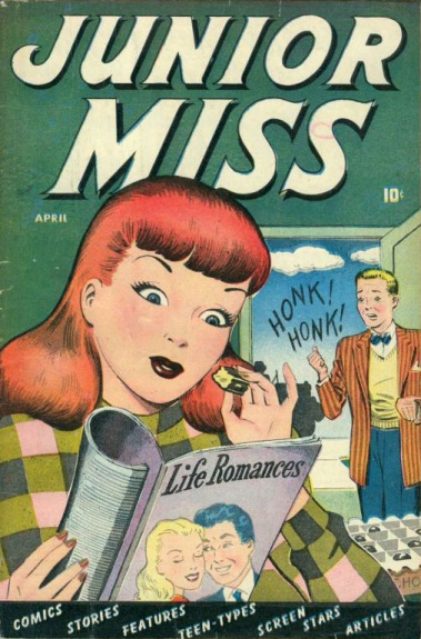 Junior Miss  24 Cover Image