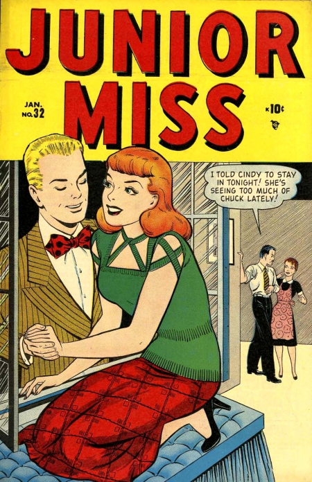 Junior Miss  32 Cover Image