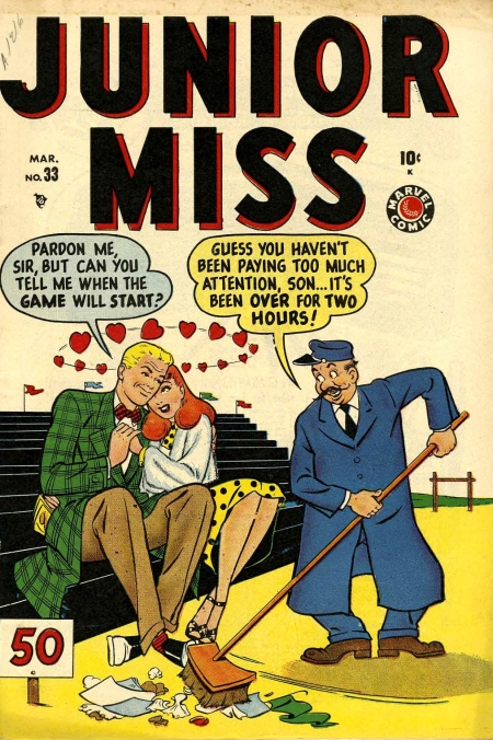 Junior Miss  33 Cover Image