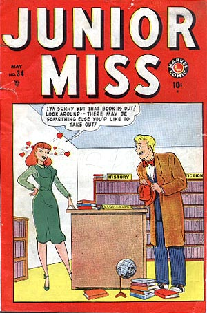 Junior Miss  34 Cover Image