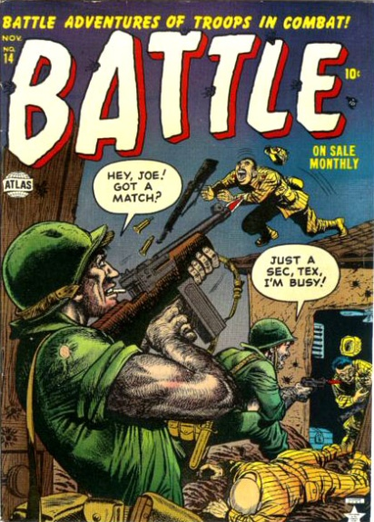 Battle 14 Cover Image