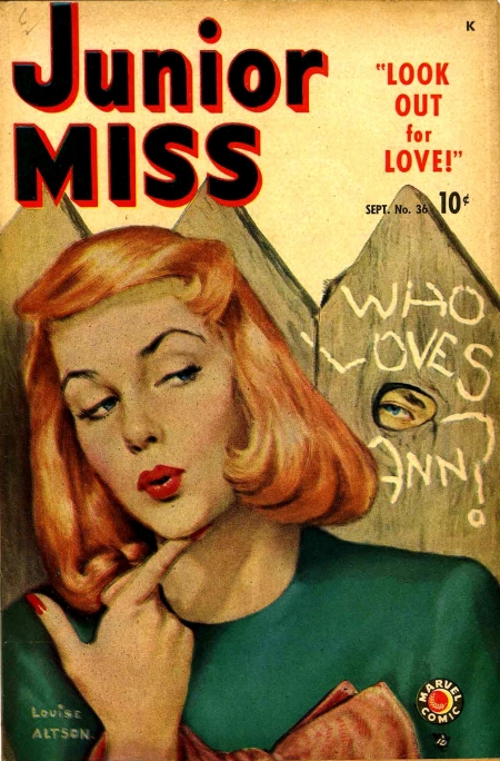 Junior Miss  36 Cover Image