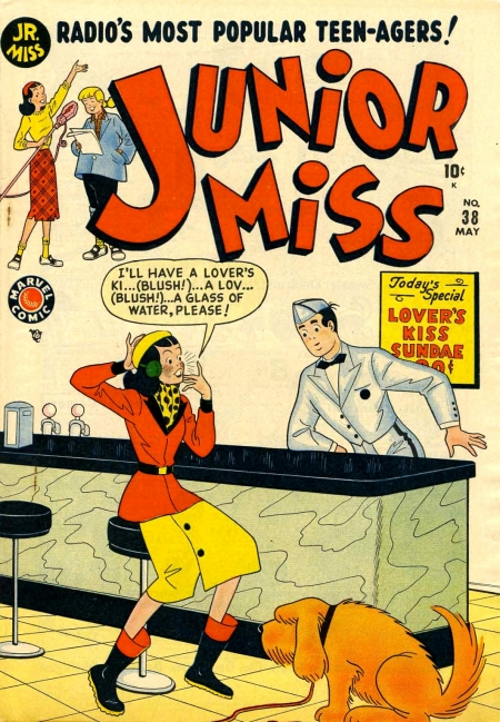 Junior Miss  38 Cover Image