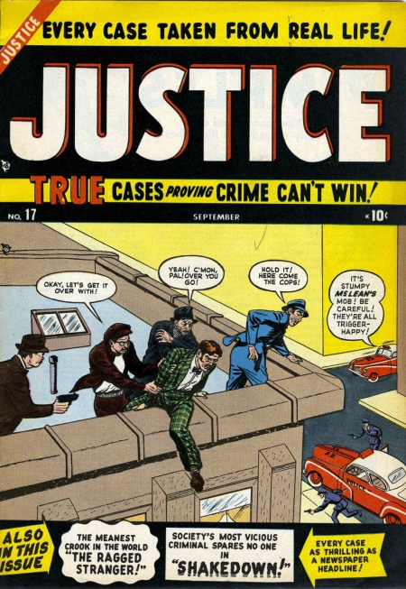 Justice 17 Cover Image