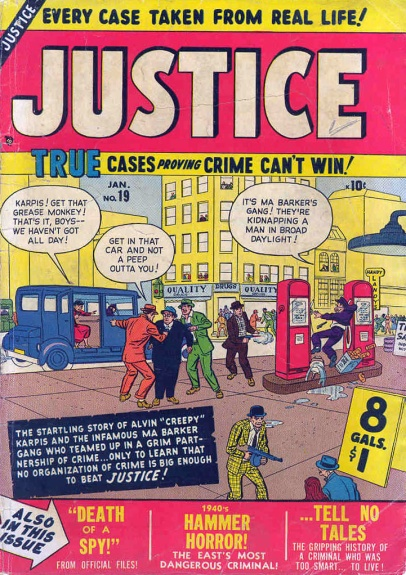 Justice 19 Cover Image