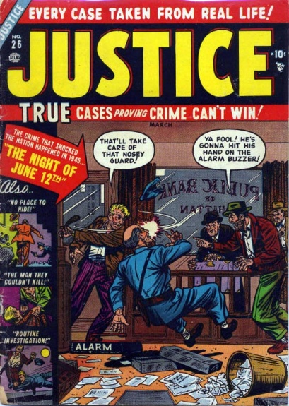 Justice 26 Cover Image