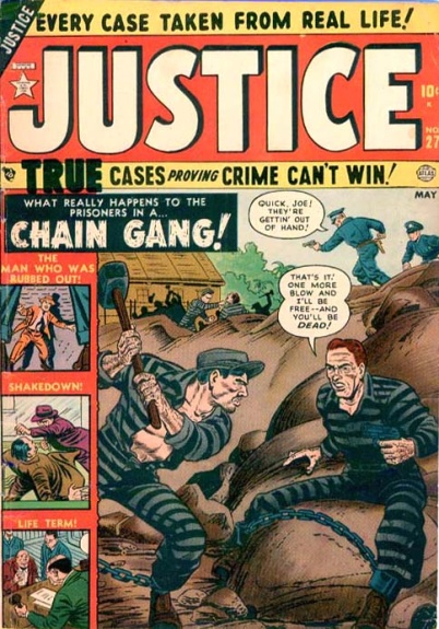 Justice 27 Cover Image