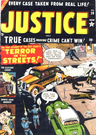 Justice 28 Cover Image