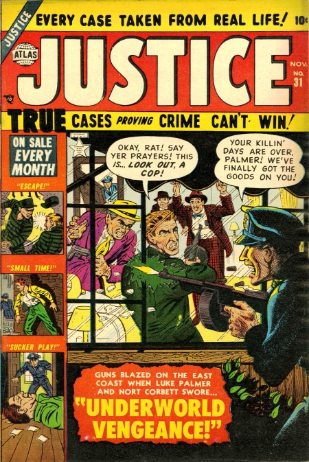 Justice 31 Cover Image