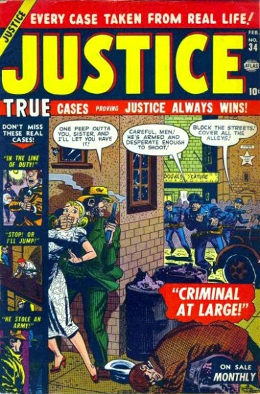 Justice 34 Cover Image