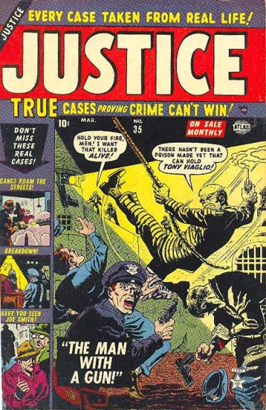 Justice 35 Cover Image