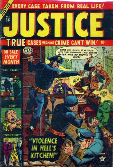 Justice 36 Cover Image
