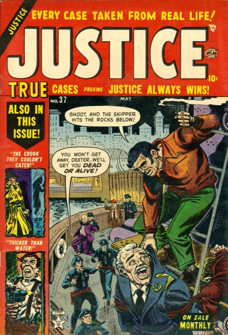 Justice 37 Cover Image