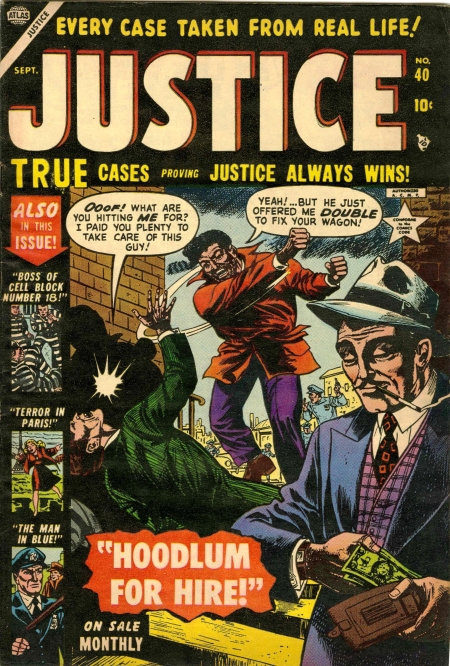 Justice 40 Cover Image